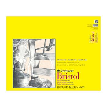 Bristol Paper Pads Series 300, Regular,
